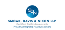 Smoak, Davis, and Nixon. Certified Public Accountants in Jacksonville, FL - Logo